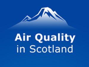 air quality scotland