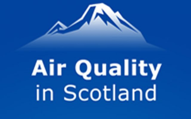 air quality scotland
