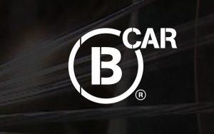 b car autoparts logo