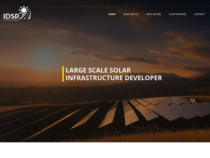 idsp home page