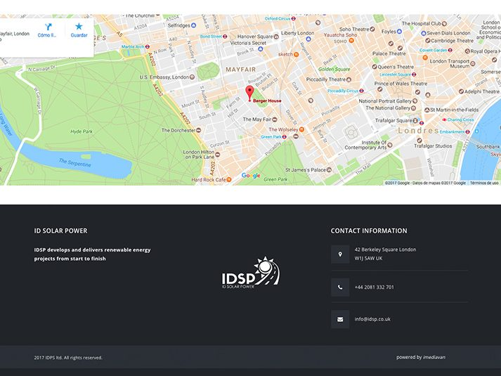 idsp contact page