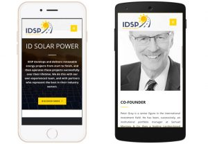 idsp mobile web version