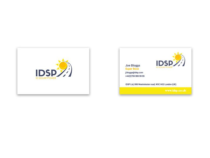 idsp business cards