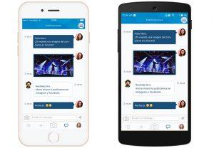 girona social media app