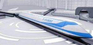 chinese hyperloop