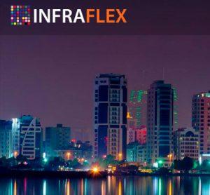 infraflex website developmen