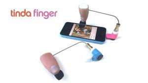 tinda-finger