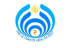 the ultimate health fest logo