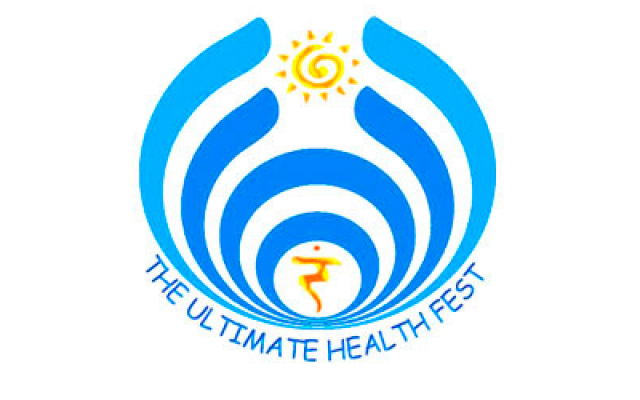 the ultimate health fest logo
