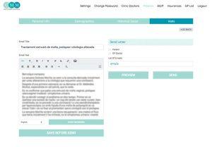 cmm medical voice web app