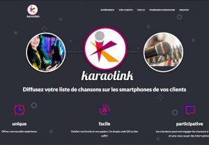 karaolink web app