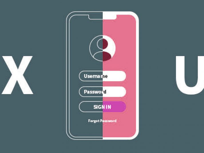 user experience versus user interface design