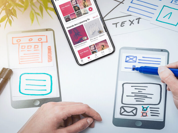 prototyping apps webs